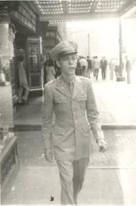 Bob in 1940s